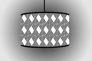 30cm Silver White Drum Lampshade Room Lampshade Ceiling Lamp indoor Lampshade