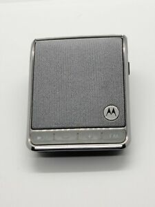 Motorola Roadster 2 Bluetooth Speakerphone Device No USB Cable Included