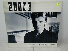 """*****STING""""THE DREAM OF THE BLUE TURTLES""""-LP*****"""