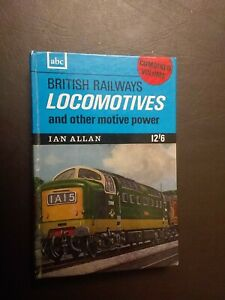 Ian Allan ABC BR Locomotives Combined Volume Spring 1965 Issue - Original Ed
