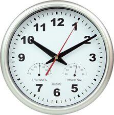 Brema reloj de pared Hygro 4 X 25 5cm