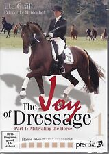 DVD The Joy of Dressage 1 Motivating the Horse NEW & SEALED
