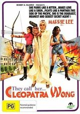 They Call Her Cleopatra Wong DVD R4