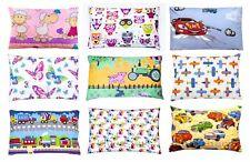 Baby Kids Boy Girl Single Bed Pillowcase 100% Cotton Size 50 x 70 cm 50 x 75 cm
