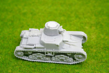 SCALA 1/56 – 28mm WW2 M11/39 ITALIANO MEDIUM TANK 28mm una BLITZKRIEG Miniatures