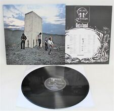 THE WHO 'Who's Next' Repress Vinyl LP With Inner On Polydor - D39