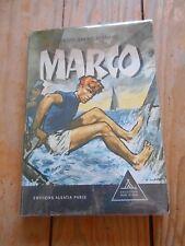 MARCO      Ed Alsatia-signe de piste 1962     Illustrations de Pierre Joubert