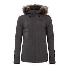 O'Neill Hyperdry 10K Waterproof Full Zip Hooded Coat Womens Size 6 Grey *Ref10