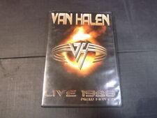 DVD Concert DIVERS   Van Halen
