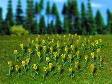 Vollmer H0 5122 Tulipani Giallo Nuovo