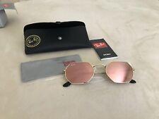 e575501713 Ray-Ban OCTAGONAL FLAT LENS Sunglasses NEW  178