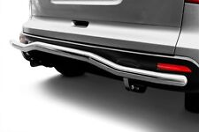 Fits 2013-2017 Ford Escape Rear Bumper Guard Stainless Steel Single Tube