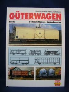 Guterwagen Band 2 - Goods Wagons Book 2