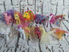 My Little Pony Vintage Bundle X 10 G1 G3 G4 Hasbro Rare Jazzie On Rollerskates