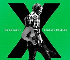 ED SHEERAN - X (WEMBLEY EDITION) - NEW CD / DVD