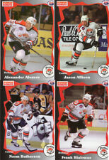 Portland Pirates 1995-96 Team Set AHL Minor Hockey