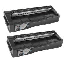 2PK 406475 for Ricoh C310HA BLACK Toner HY Cartridge C320DN C232DN C242DN C242SF