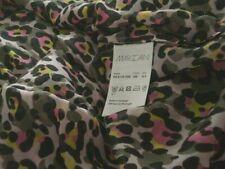 Marc Cain Chiffon Animal Print Blouse Size 4   UK14  Worn just once!