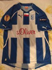 Lech Poznan 2010 Poland Krivets Juventus match worn shirt Sammlungsauflösung