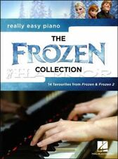 Really Easy Piano The Frozen Collection Music Book 1 2 Elsa SAME DAY DISPATCH