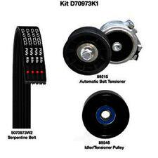 Serpentine Belt Drive Component Kit Dayco D70973K1