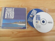 CD Jazz Charlie Byrd-Byrd & Brazil (16 chanson) promo Concord-Cut Out -