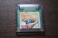 Jeu LES FOUS DU VOLANT pour Nintendo Game Boy Color
