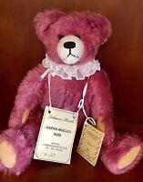 Johanna Haida Martha Mueller Rose Bear Special Commemorate Edition #124 of 350