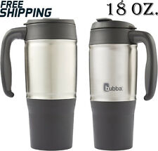 Bubba Insulated Thermos Travel Mug Hot Cold Coffee Tea 18oz Tumbler Cup Black