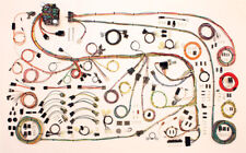 67-75 mopar a body classic update series complete body interior wiring  harness (fits: 1968 plymouth barracuda)