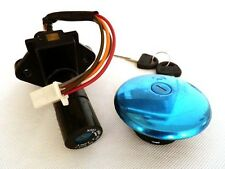 Ignition Gas Cap Key Switch For Suzuki GN250 GN 250 Motorcycle ATV Lock Set