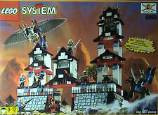 Lego Ninja Castle 6093 Flying Ninja Fortress New Sealed