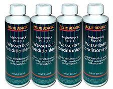 Wasserbetten Conditioner Konditionierer BLUE MAGIC Mehrzweck Plus (+) 4x 236 ml