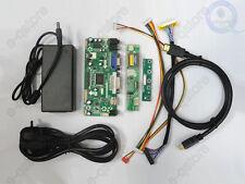 (HDMI+DVI+VGA+Audio) LCD Controller Board Monitor Kit +Power Adapter +HDMI Cable