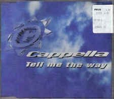Capella-Tell me The Way cd maxi single