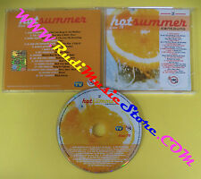 CD HOT SUMMER 2 DISCO 70 james brown barry white trammps PROMO COMPILATION(C30)