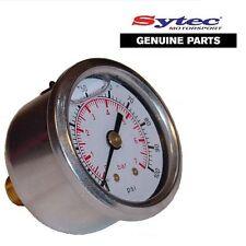 Sytec combustible Manómetro 1/8npt-FSE Power Boost válvulas mSv sar reguladores