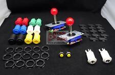 Kit Arcade Joysticks de Bola y 16 botones para tu recreativa