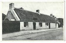 Burns Cottage, Alloway, Ayr PPC, Unposted, No A 5702 By Valentines