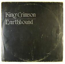 "12"" LP - King Crimson - Earthbound - D403 - washed & cleaned"