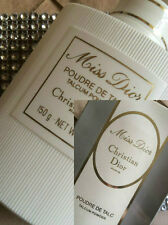 100% AUTHENTIC HUGE MISS DIOR VINTAGE PERFUMED TALC TALCUM POWDER ONLY 1on EBAY