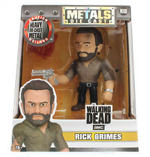 "4"" METALS AMC TWD: Rick with Handgun (M180)"