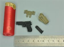 PP 1/6 Scale P226 Pistol Set for Dam 78033 British Army IN Afghanistan