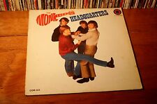 The Monkees - Headquarters ♫ RARE 1967 Original Producer Cover Mono Vinyl LP ♫