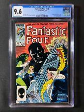 Fantastic Four #278 CGC 9.6 (1985) - Origin of Doctor Doom retold