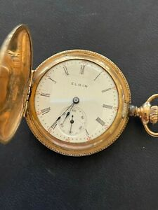 Pocket Watches (Lot of 2) Elgin