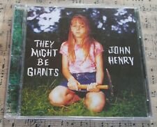 They Might Be Giants - John Henry CD 1994 Pre-Owned Excellent Condition
