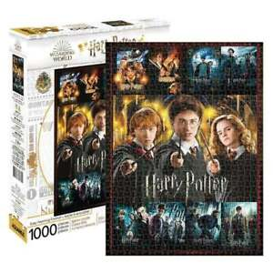Harry Potter Movie Magic 1000 piece jigsaw puzzle from Aquarius