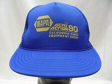 NAPA - Agri Action 90 - Californie Show - Vintage réglable casquette boule