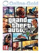 GTA 5 Clé - Grand Theft Auto V Carte - PC Jeu Télécharger Code [NEUF] [EU] [FR]